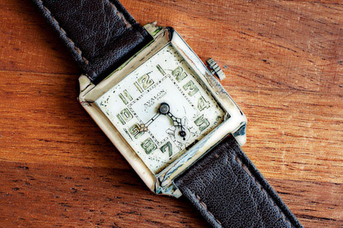 1925 Avalon wrist watch