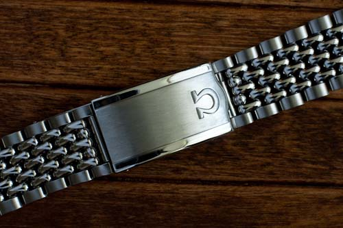 Omega Beads of Rice bracelet