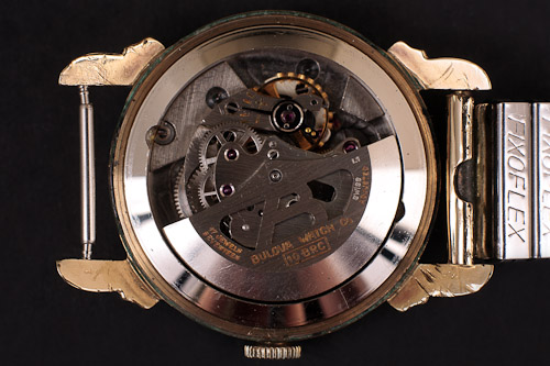 Bulova 10BRC Automatic 17j Adjusted