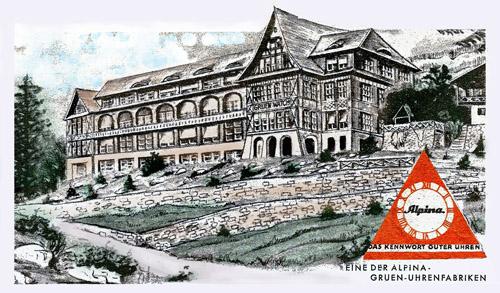 Alpina Gruen Guild 1935-1937