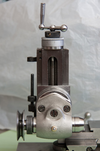 Milling Attachment